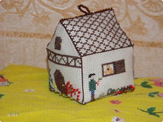 Вот дом. Который построил Джек.  фото 7