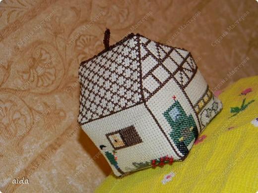 Вот дом. Который построил Джек.  фото 11