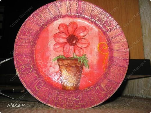 Тарелочка-пано фото 1