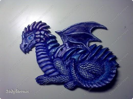 Часть вторая. Расписываем дракона. фото 1