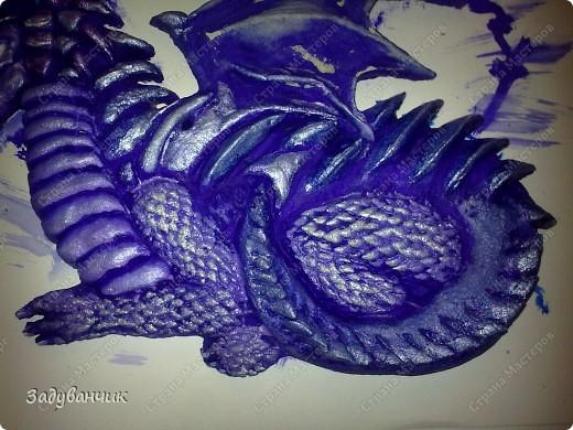 Часть вторая. Расписываем дракона. фото 18