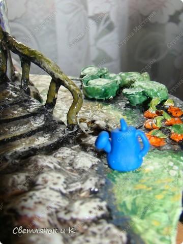 Вот такой домик можно сделать практически из мусора) Итак приступим))) фото 15