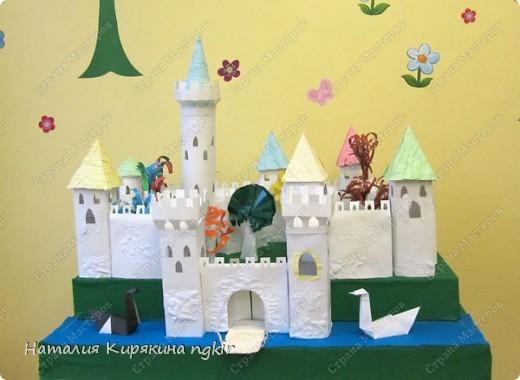 Средневековый замок фото 1