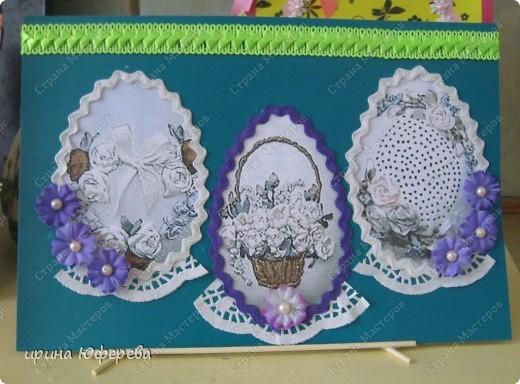 Мои пасхальные открытки фото 3