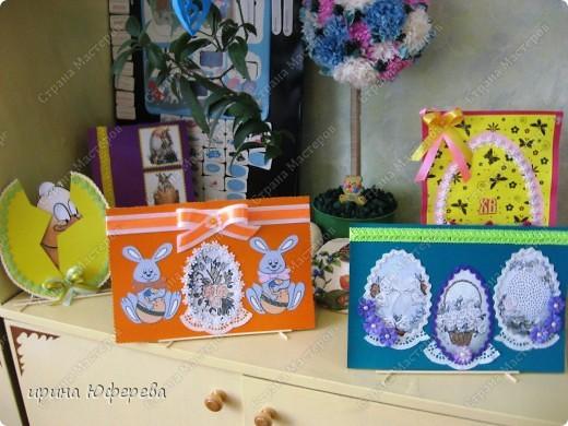 Мои пасхальные открытки фото 13