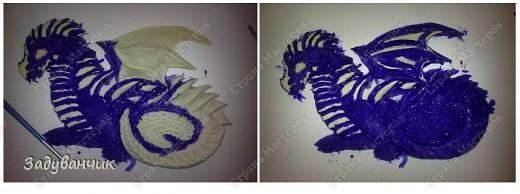 Часть вторая. Расписываем дракона. фото 2