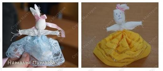 И снова с ребятами делали подарки к празднику, на этот раз творили «Пасхального Кролика».  фото 1