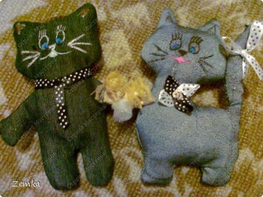 Вот сшила котика для кошечки:) обещала выложить давно, но время появилось только сейчас. фото 2