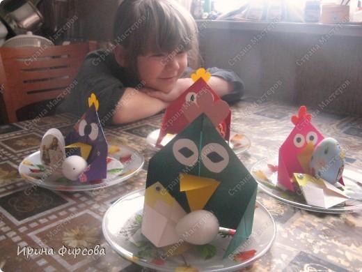 Украшаем праздничный стол к Пасхе. фото 3