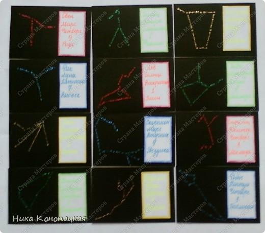 Добрый день, дорогие Мастерицы! Сегодня я представляю Вам новую серию АТСок, состоящую из 12 карточек. фото 1