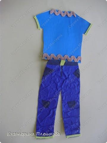 Я на уроке предложила ученикам побыть модельерами. Нужно было смастерить одежду, которую они хотели бы носить. фото 3