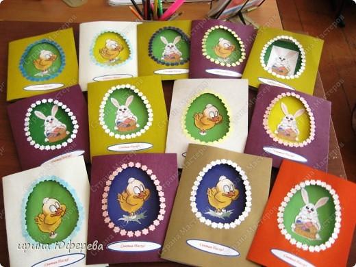 Наши открыточки к пасхе фото 2