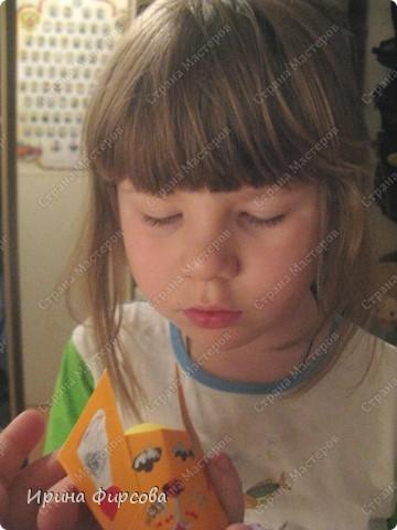 Зайчики - стаканчики к Пасхе фото 2