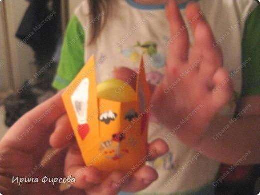 Зайчики - стаканчики к Пасхе фото 10