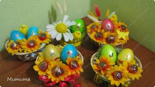 Мои подарочки на светлый праздник Пасхи: фото 1