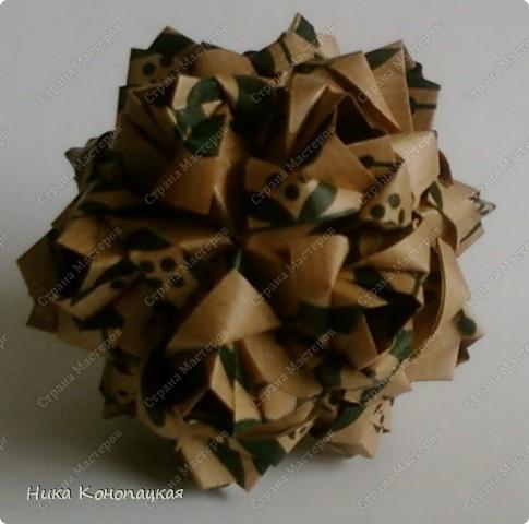 Name: Little Roses Designer: Maria Sinayskaya Parts: 30 Paper:7*7cm Joint: glue фото 2