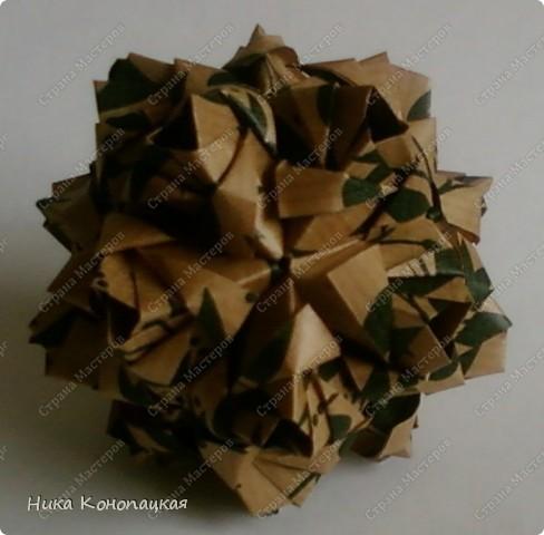 Name: Little Roses Designer: Maria Sinayskaya Parts: 30 Paper:7*7cm Joint: glue фото 1