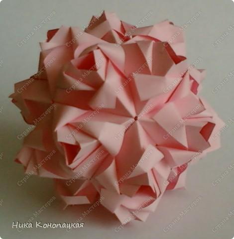 Name: Little Roses Designer: Maria Sinayskaya Parts: 30 Paper:3.5*7cm Joint: glue фото 2