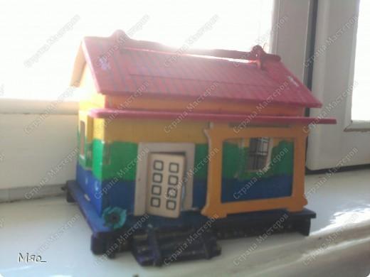 Вот такой домик получился :) фото 1