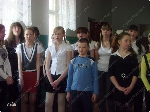 Вся школа готовилась к этому знаменательному дню. фото 12