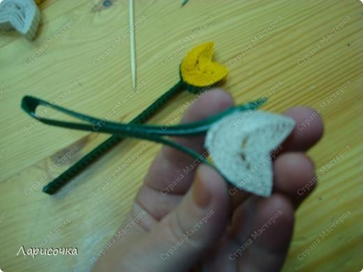 С приходом Весны мы каждый раз наслаждаемся красотой цветения разных растений, особенно покоряет красота цветов!!!!  Вот и нас весна не оставила равнодушными к её красотам. в результате у моих воспитанников получились вот такие вырощенные в горшочках цветы. У кого то это подснежники, у кого то крокусы, у кого то тюльпаны.....главное, что работы делали детки на одном дыхании и с удовольствием!!! фото 12