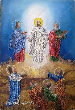 Семейные или родовые иконы - это давняя христианская традиция. Они передавались и оберегались поколениями, как знак  духовного единства семьи. Ими благословляли отправляющихся на войну солдат и новорожденных младенцев, перед ними молились о здравии родных и о семейном благополучии, совершали совместную (соборную) молитву. Образ Св. Киприяна и Устиньи. Считается оберегом семьи. Размещают напртив входной двери.  фото 26
