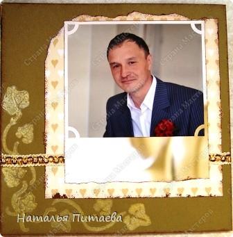 Выкладываю, по наставлению Анюты (Анчи), свои готовые странички будущего свадебного альбома. Формат страниц 30х30см. Первые две тут http://stranamasterov.ru/node/164543  фото 12