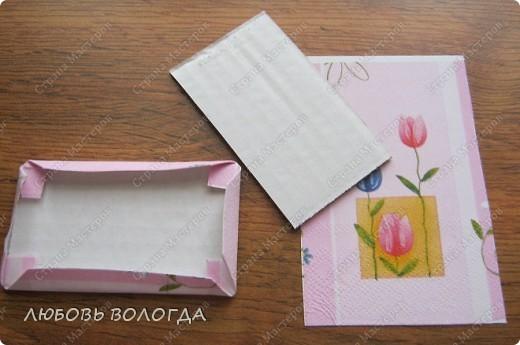 Много подобных коробочек было на сайте, но моя с другим секретом :)))) фото 7