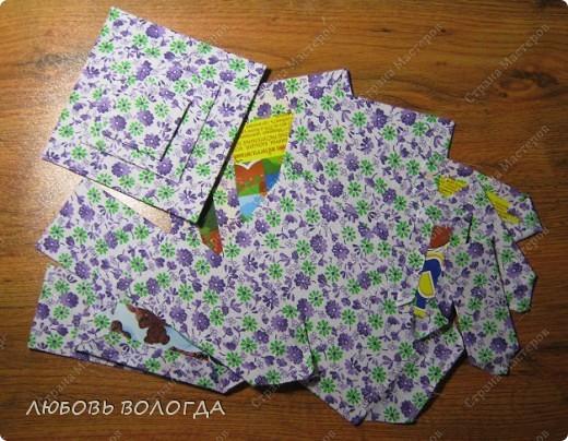 Много подобных коробочек было на сайте, но моя с другим секретом :)))) фото 8