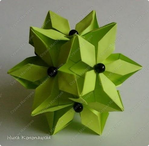 Name: Rafaelita Designer: Ekaterina Lukasheva Parts: 30 Paper:7*7cm Joint: glue фото 3