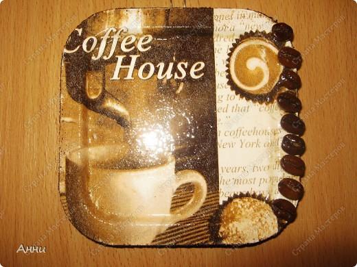 Кофейная тематика фото 6