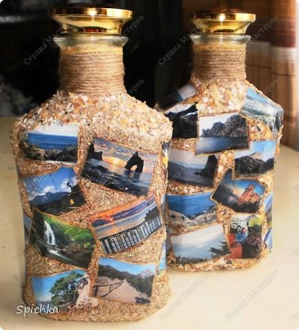вот такой вот сувенир я решила сделать и подарить своим российским родственникам =)) фото 1