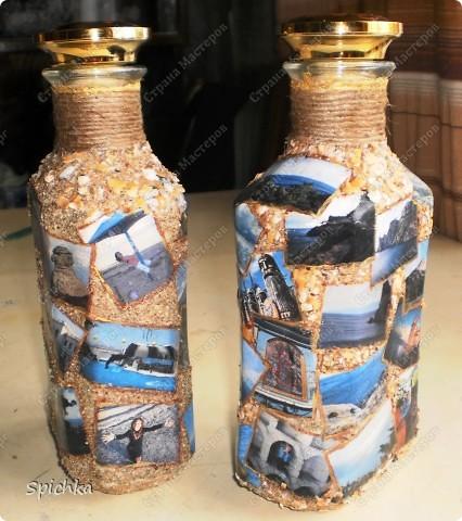 вот такой вот сувенир я решила сделать и подарить своим российским родственникам =)) фото 3