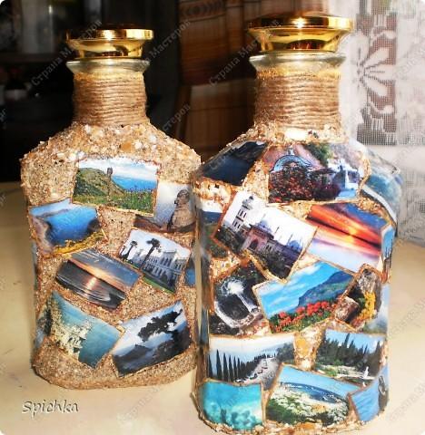 вот такой вот сувенир я решила сделать и подарить своим российским родственникам =)) фото 4