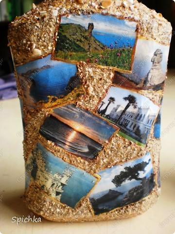 вот такой вот сувенир я решила сделать и подарить своим российским родственникам =)) фото 5
