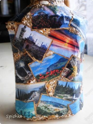 вот такой вот сувенир я решила сделать и подарить своим российским родственникам =)) фото 6