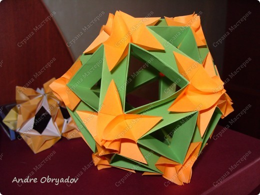 В оранжево-зеленых пастельных и одновременно ярких тонах фото 2