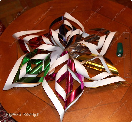 Звездочка - прекрасное украшение любого праздника. фото 12