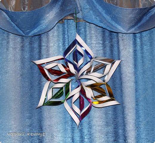 Звездочка - прекрасное украшение любого праздника. фото 14