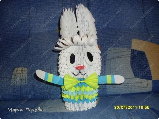 Заяц Степашка