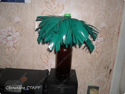 Вот такую пальму соорудили мы с сынулей! фото 2