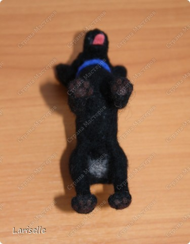 Собачка маленькая, высотой около 8см фото 5