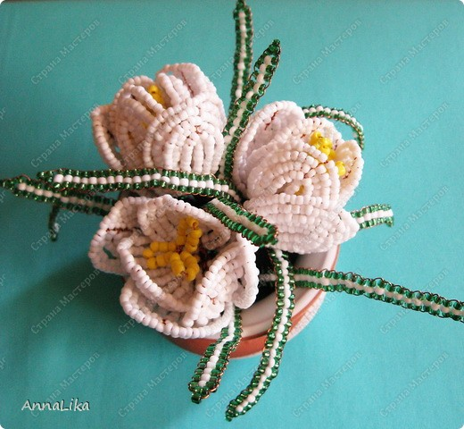 Добрый вечер, Страна!!! Всем доброго здоровья и творческих успехов! Крокусы - весенние цветы! Очень хочется, чтобы эти цветочки принесли тепло и радость в каждый дом! Приятного всем просмотра! фото 1