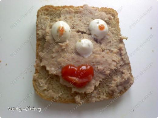 креативные бутерброды фото 3