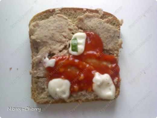 креативные бутерброды фото 4