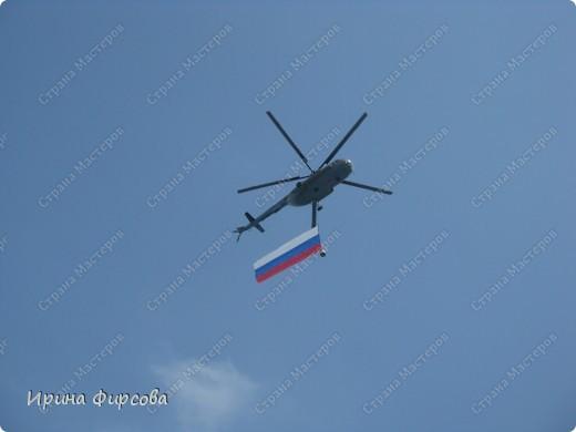 Фоторепортаж с Репетиции Парада (7 мая 2011 г. Москва) фото 1