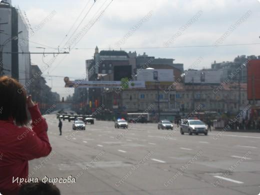 Фоторепортаж с Репетиции Парада (7 мая 2011 г. Москва) фото 6