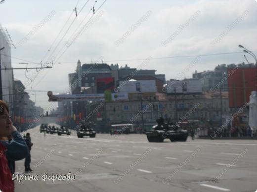 Фоторепортаж с Репетиции Парада (7 мая 2011 г. Москва) фото 11