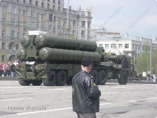 Фоторепортаж с Репетиции Парада (7 мая 2011 г. Москва) фото 18