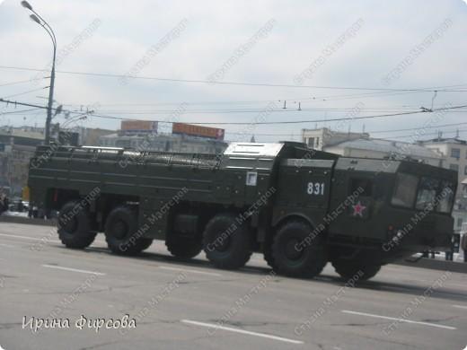 Фоторепортаж с Репетиции Парада (7 мая 2011 г. Москва) фото 20